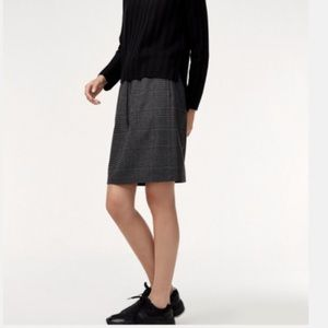 The Group by Babaton Front Tie Jimmy Skirt